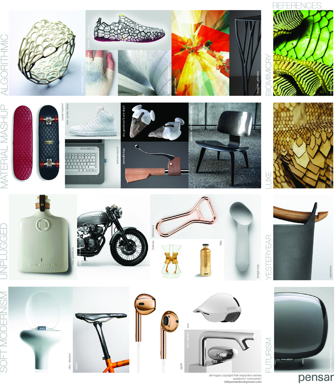 2015 Industrial Design Trends Pensar Development